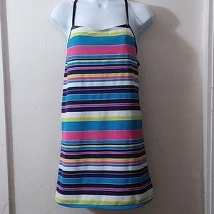 Nike cover-up beach dress M